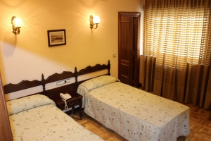 Residencia Castellanos I - Double Room